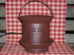 Tin Tart Warmer | The Candle Cupboard