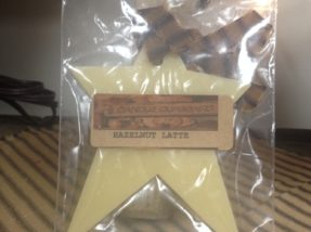 Star Shaped Car Fresheners | The Candle Cupboard